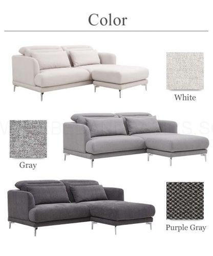 Admirable Ante 3 Seater Sofa With Ottoman Dailytribune Chair Design For Home Dailytribuneorg