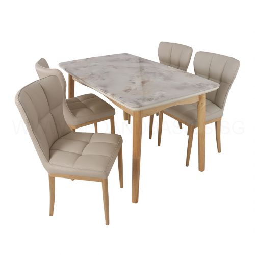 Easton Dining Table Set Room
