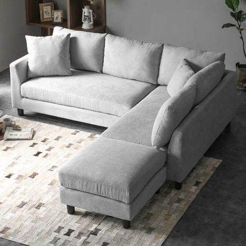 Fact Anese L Shaped Sofa Bedandbasics