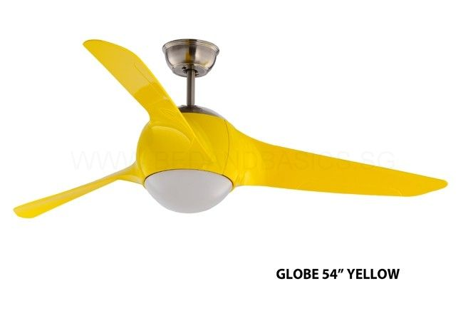 Fanco Globe 54 Ceiling Fan Household