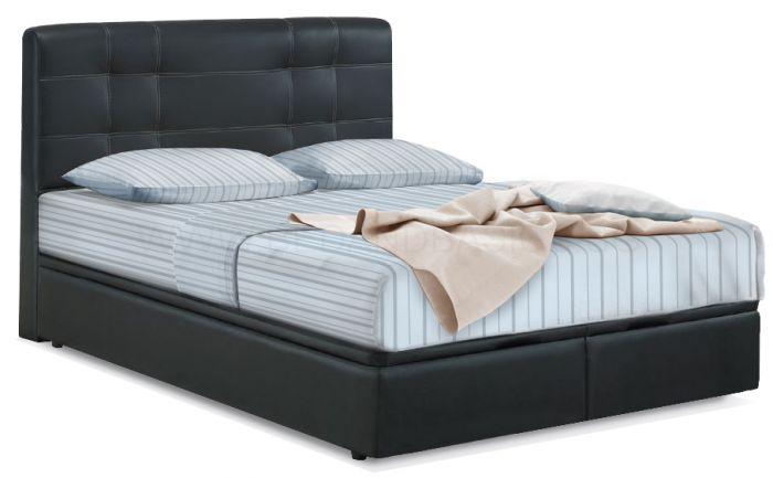 Howell Storage Bed Frame Bedandbasics