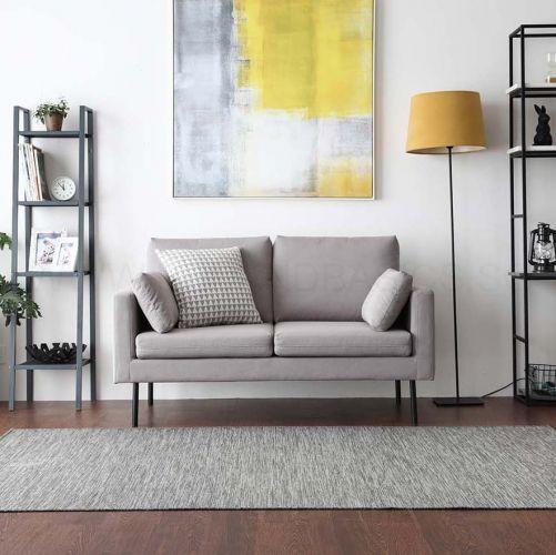 Luna Sofa 2 Seater Water Repellent Fabric Living Room