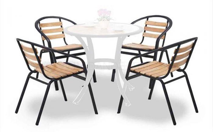 Akiyo Outdoor Chairs Bedandbasics