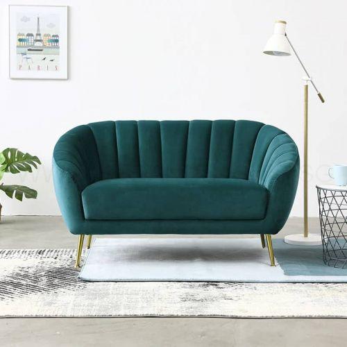 Velvet Sofa Living Room Furniture Sg