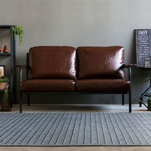 Sanctum Soft Leather Sofa 2 Seater