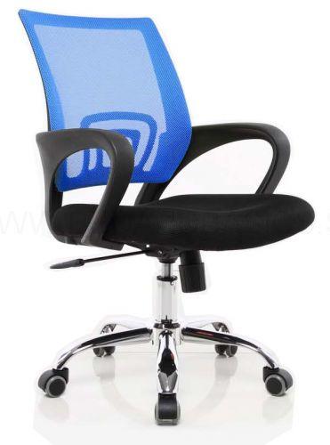 Wayner Mesh Office Chair Blue