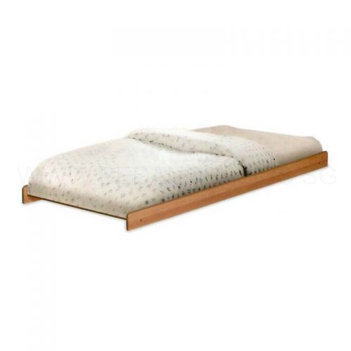 Wooden Pull Out Bed Single Sized