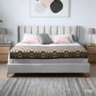 Adele Velvet Bed Frame