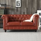Hugo 2 Seater Chesterfield Sofa