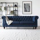 Hugo 3 Seater Chesterfield Sofa