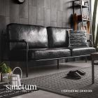 Sanctum Soft Leather Sofa (3 Seater)