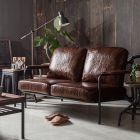 Sanctum Soft Leather Sofa (2 Seater)