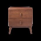 Tyme Ash Wood Side Table