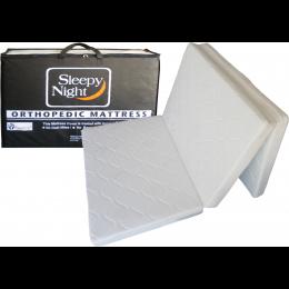 Sleepy Night Orthopaedic Foldable Mattress (Single)