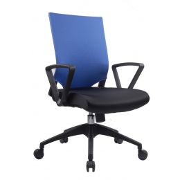 Svala Fabric Back Office Chair