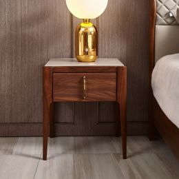 Adams Ash Wood Side Table