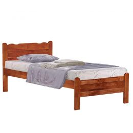 Almasy Wooden Bed Frame
