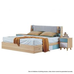 Austex Storage Bed Frame (Queen & King Size)