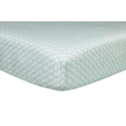 [Babyletto] Fleeting Flora Fitted Crib Sheet