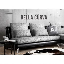 Bella Curva Sofa (2 Seater)