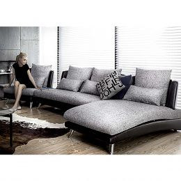 Bella Curva Sofa (2 Seater + Couch + Armchair)