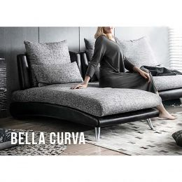 Bella Curva Sofa (Couch)