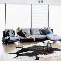Bella Curva Sofa (2 Seater + Couch + Armchair)