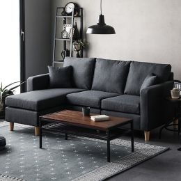 Belluno L Shaped Sofa