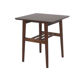 Bidvig Solid Wood Side Table