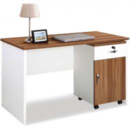 Bradshaw Study Desk with Pedestal