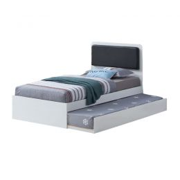 Halden Pull Out Bed Frame (Single & Super Single Size)