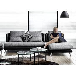Bella Curva Sofa (2 Seater + Couch)