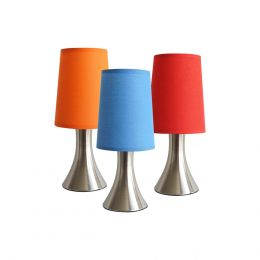 d-Spot Touch-Activated Lamp (6 Colors)