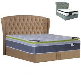 Devin Bed Frame (Optional Storage Bed)