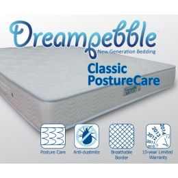Dreampebble Classic Posture Care Spring Mattress
