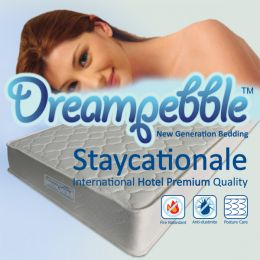 Dreampebble Staycationale - Hotel Premium Mattress