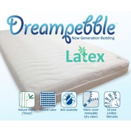 Dreampebble Latex  Mattress (5.5 inch)