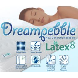 Dreampebble Latex 8 Mattress