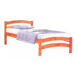 Dusten Wooden Bed Frame (Single)