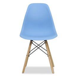 Eames Designer Chair Replica (Blue)