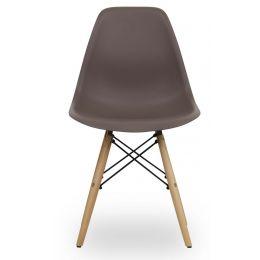 Eames Designer Chair Replica (Brown)
