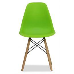 Eames Designer Chair Replica (Green)
