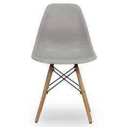 Eames Designer Chair Replica (Grey)