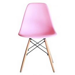 Eames Designer Chair Replica (Pink)