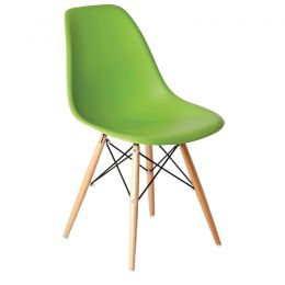 Eames Designer Chair Replica (Green)