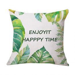 Enjoy It Happy Time Cushion