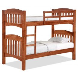 Woods Double Decker Wooden Bed Frame IV