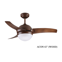 Fanco A-Con 42 Inch Ceiling Fan