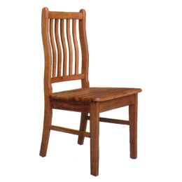 Lois Solid Wood Dining Chair 02