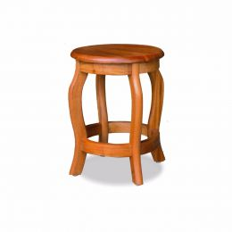 Lois Solid Wood Stool